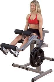 quad exercise machine