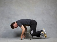 Reverse Spine Extension