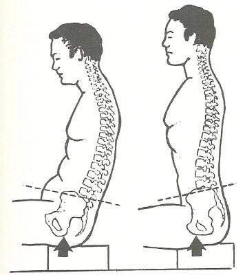 sitting alignment